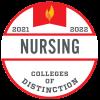 Colleges of Distinction Nursing 2021-2022