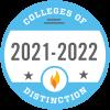2021-2022 College of Distinction