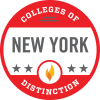 Colleges of Distinction New York